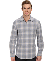 Perry Ellis - Long Sleeve Plaid Check Shirt