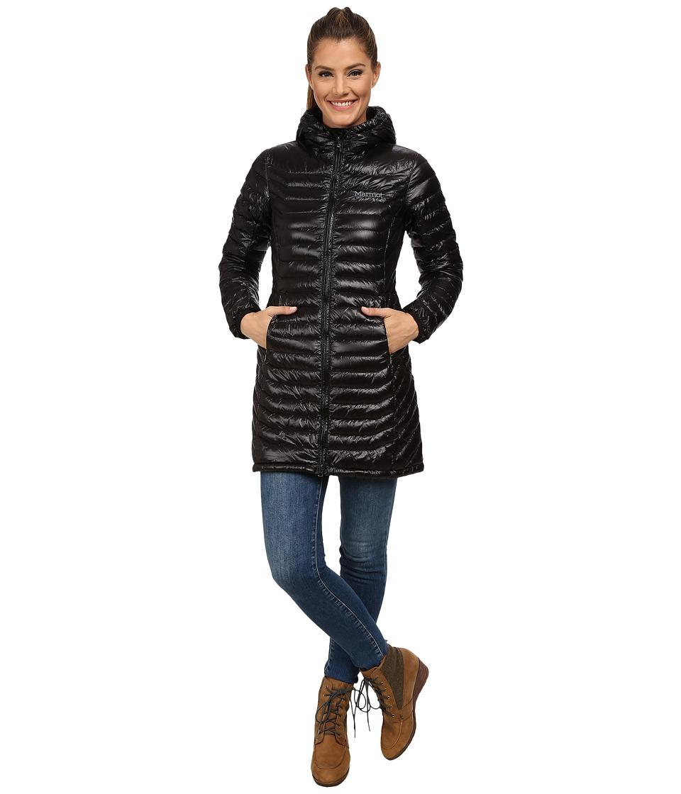 Marmot - Sonya Jacket (Black) Womens Coat