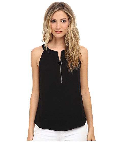 Trina Turk - Dextra Top (Black) Women's Sleeveless