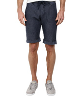 BOSS Orange - Seaside-H Slim Fit Treated Twill Structure Fade Out Treatment Shorts