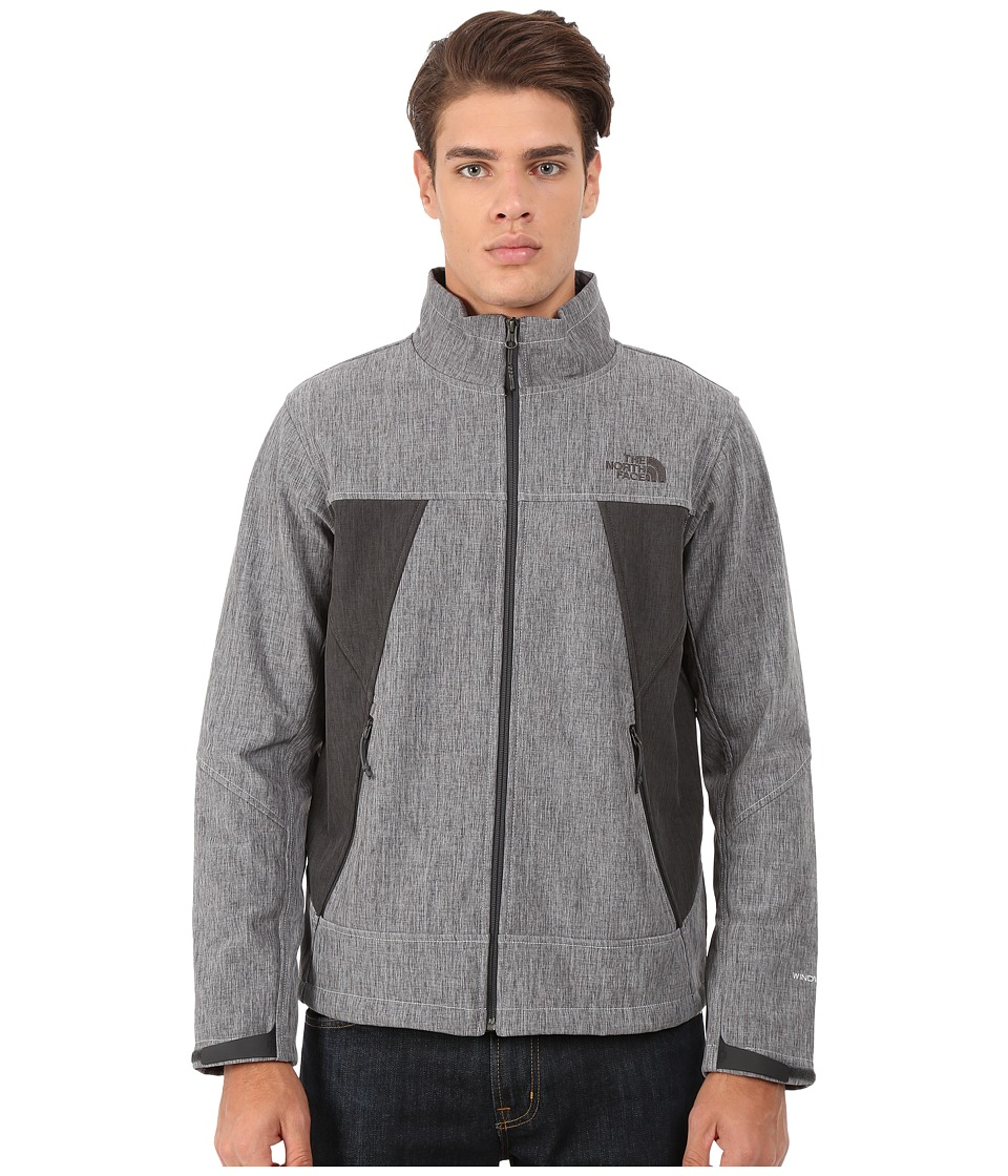 The North Face Apex Chromium Thermal Jacket (High Rise Grey Heather/Asphalt Grey Heather (Prior Season)) Men