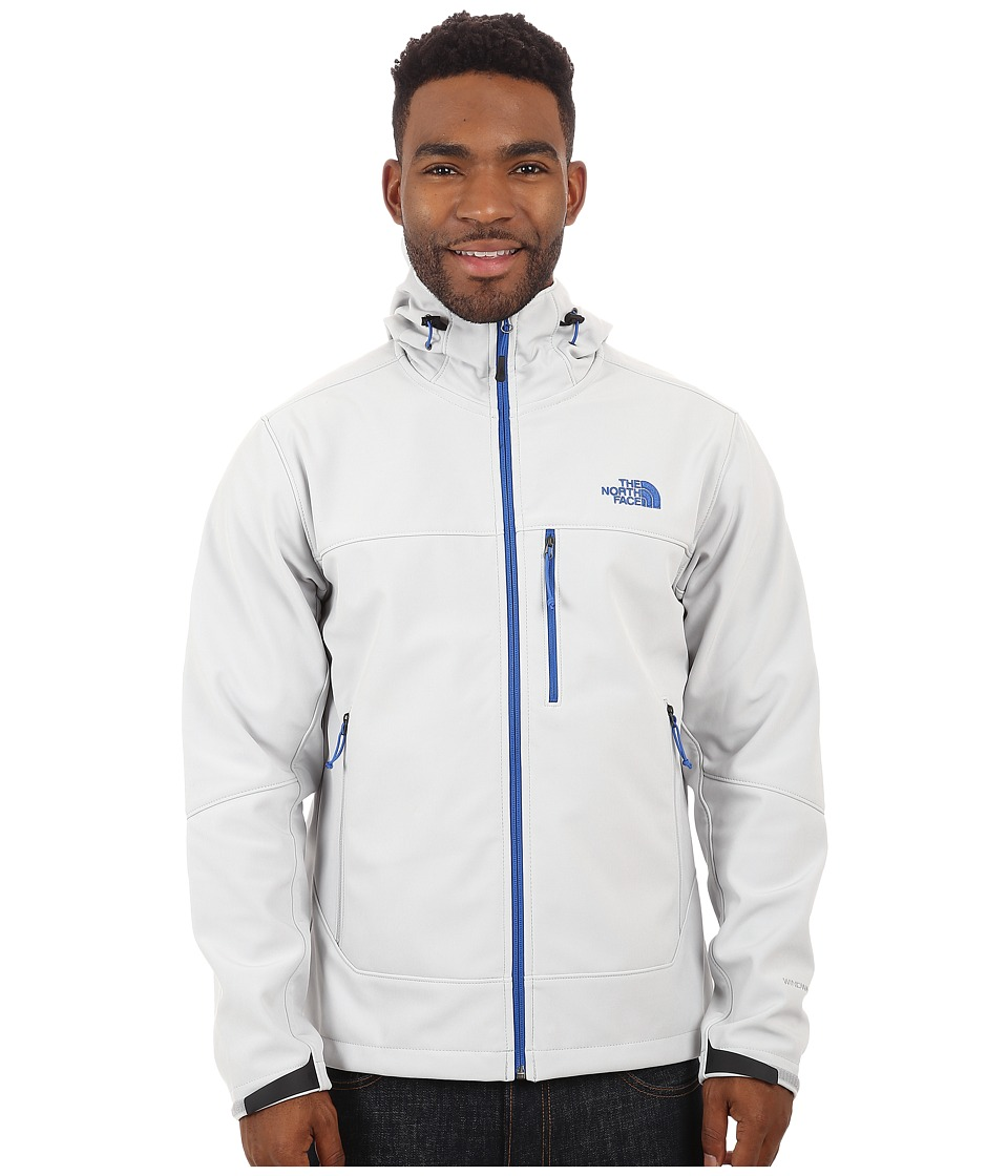 The North Face Apex Bionic Hoodie (High Rise Grey (Prior Season)) Men