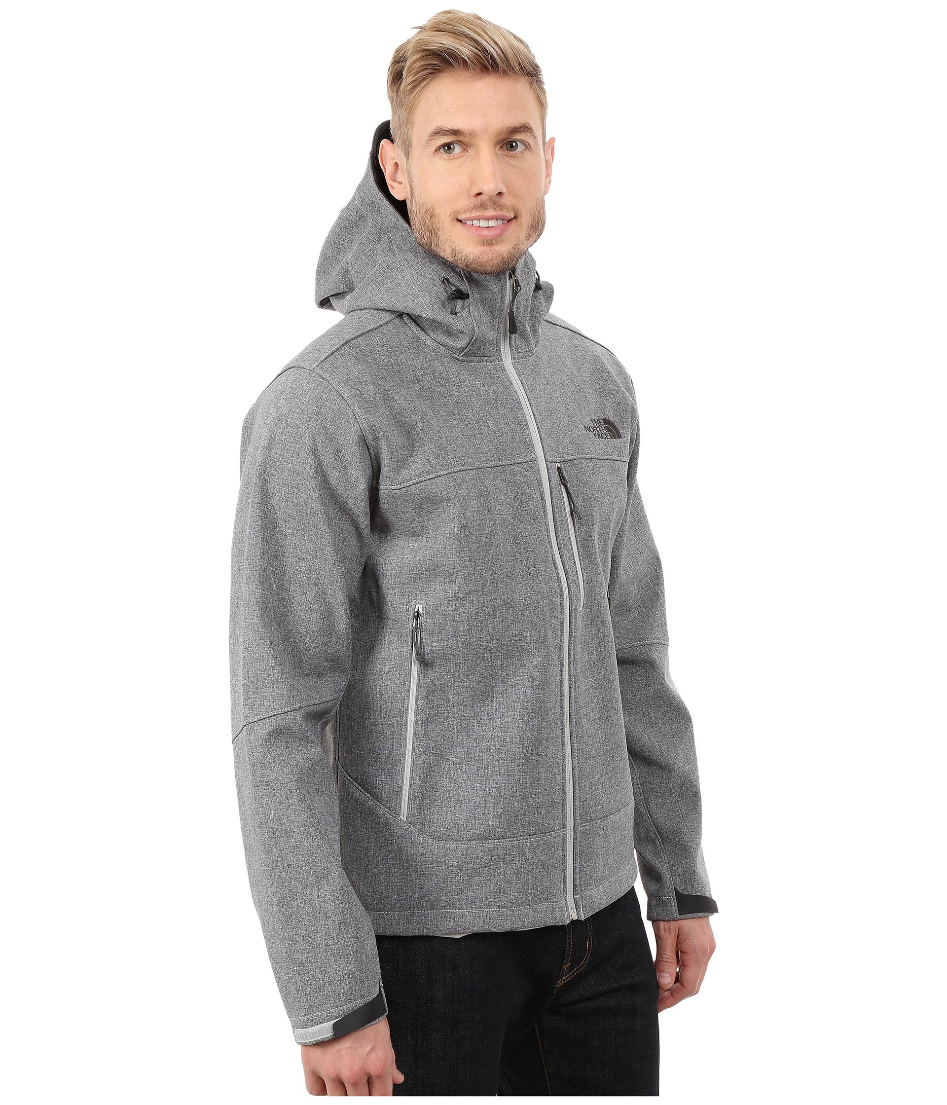 North face apex bionic hoodie