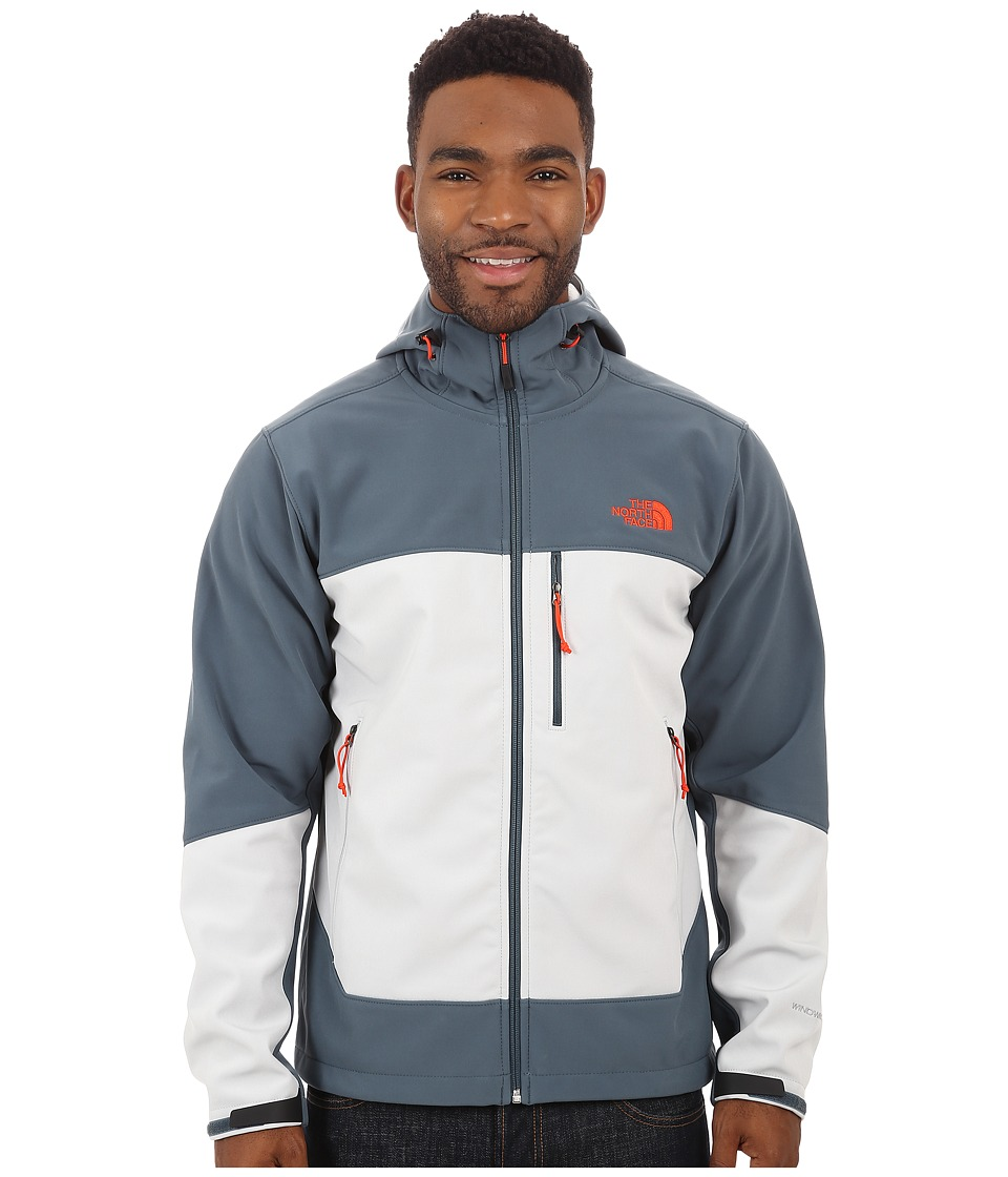 The North Face Apex Bionic Hoodie (Conquer Blue/High Rise Grey (Prior Season)) Men