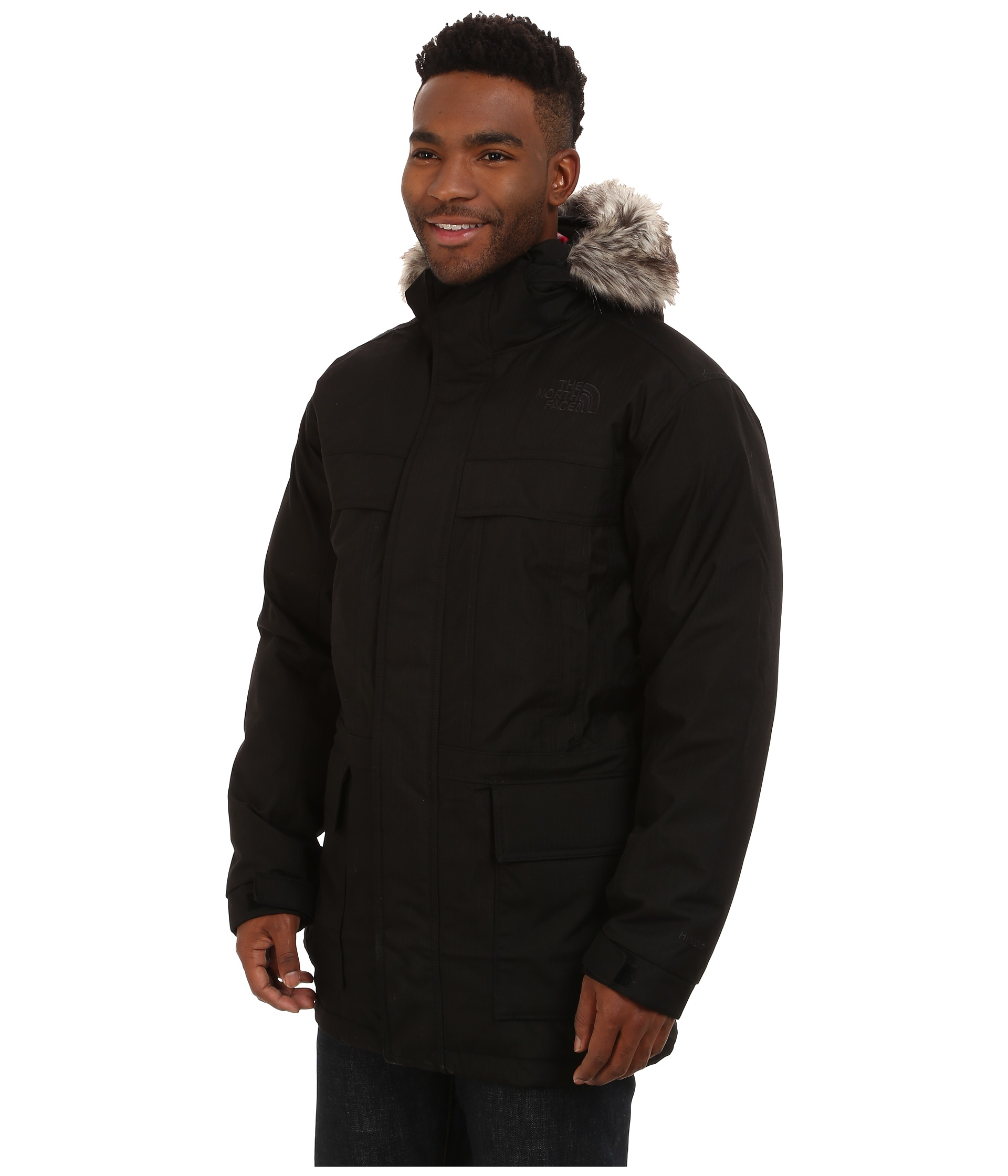 the north face mcmurdo parka ii free shipping both ways. Black Bedroom Furniture Sets. Home Design Ideas
