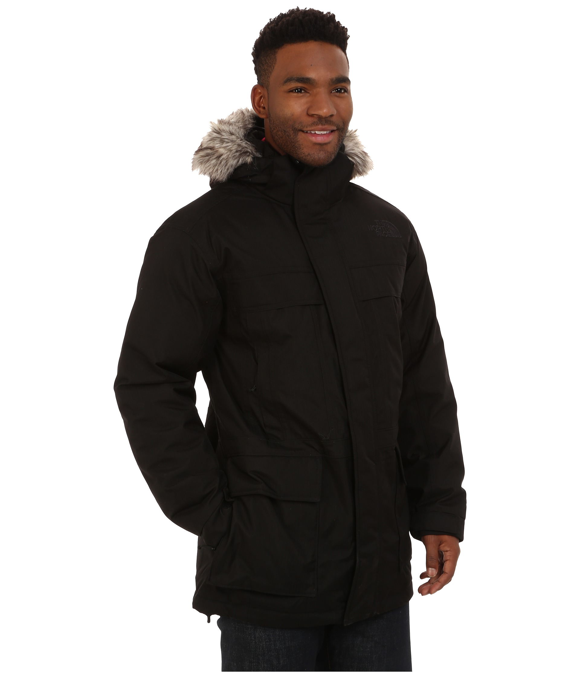 the north face mcmurdo parka ii free shipping. Black Bedroom Furniture Sets. Home Design Ideas