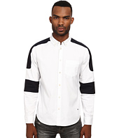 Marc by Marc Jacobs - Oxford Shirting Combo Shrunken Fit