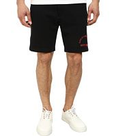 Marc by Marc Jacobs - Cut University Logo Shorts