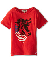 Appaman Kids - Super Soft Short Sleeve Tee with Bull (Toddler/Little Kids/Big Kids)