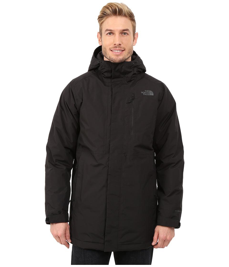 North Face Mount Elbert Parka (TNF Black) Men's Coat