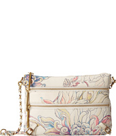 Elliott Lucca - Artisan Messina 3 Zip Clutch