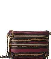 Elliott Lucca - Messina 3 Zip Clutch