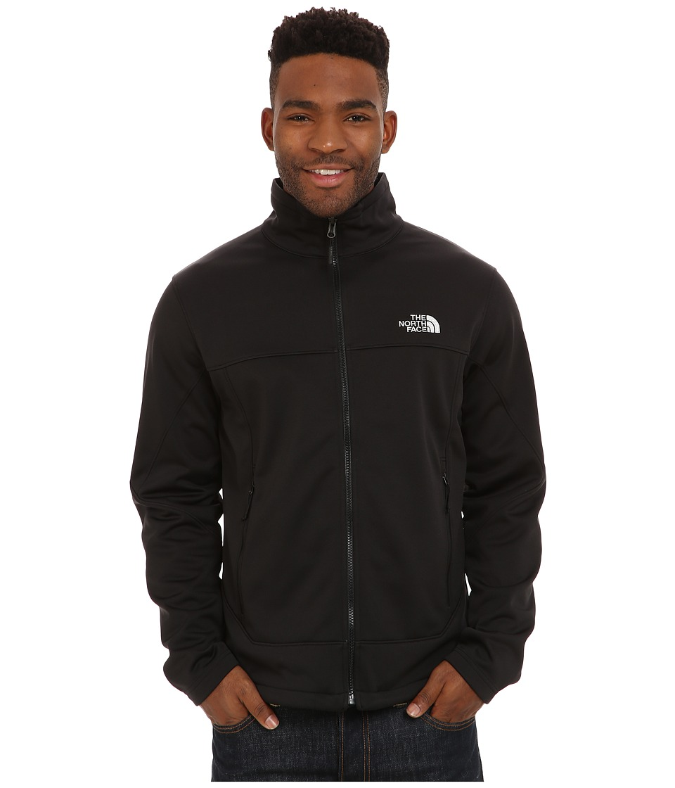 North Face Canyonwall Jacket (TNF Black/TNF Black (Prior ...
