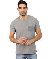 BOSS Orange - Thallis Slub Yarn Jersey Tee w/ Pocket