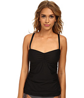 Next by Athena - Good Karma Shirr Tankini