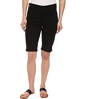 NYDJ Petite - Petite Christy Short in Black