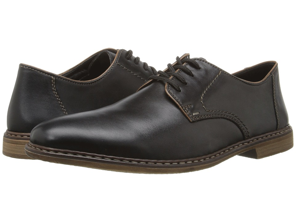 Rieker 13422 Diego 22 Nero/Zimt/Schwarz Mens Shoes