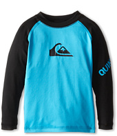 Quiksilver Kids - All Time Long Sleeve Surf Shirt (Toddler)