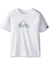 Quiksilver Kids - Everyday Logo Core Tee (Toddler/Little Kids)