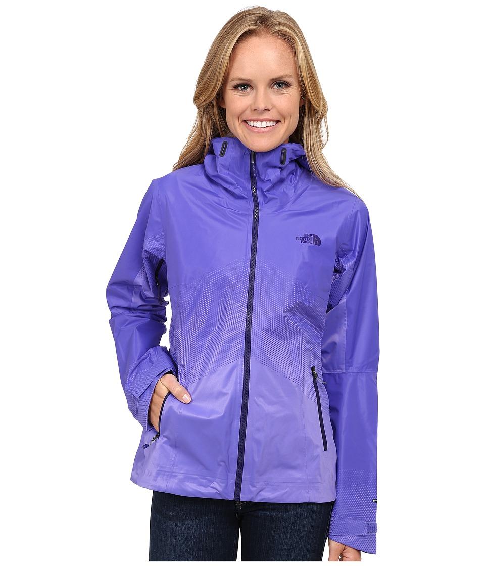 The North Face FuseFormtm Dot Matrix Jacket (Starry Purple Tri Matrix (Prior Season)) Women