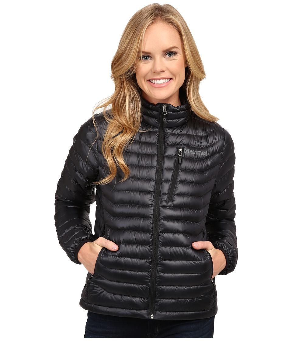 Marmot Quasar Jacket Black Womens Coat