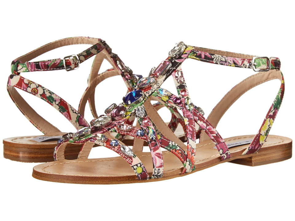 Steve Madden Bizzare (Bright Multi) Women's Sandals