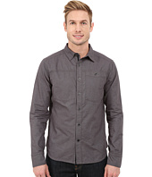 Black Diamond - Long Sleeve Chambray Modernist Shirt