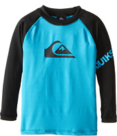 Quiksilver Kids - All Time Long Sleeve Surf Shirt (Toddler/Little Kids)