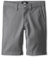 Quiksilver Kids - Union Chino Short (Toddler/Little Kids)