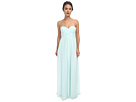 Donna Morgan Laura Gown (Beachglass)