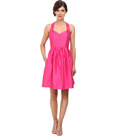 Donna Morgan - Trish Halter Neck Shantung Dress
