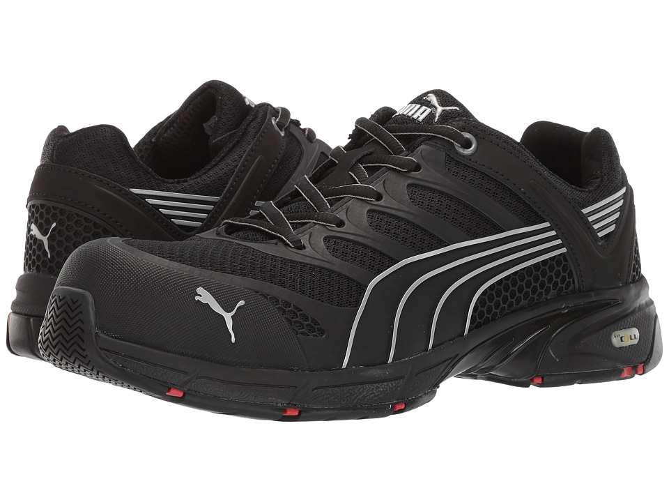 PUMA Safety - Fuse Motion SD (Black) Mens Work Boots