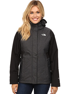 The North Face Inlux Insulated Jacket (Black)