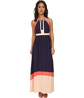 Brigitte Bailey - Deux Color Block Maxi Dress