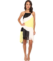 Gabriella Rocha - Color Block Pleated Dress