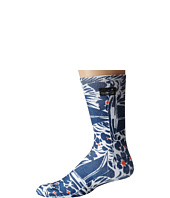 Sperry Top-Sider - Tropical Sails Sublimated Print Full Cushion Crew