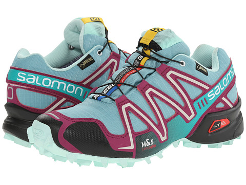 Femmes Salomon Speed Cross 3 - Salomon Speedcross 3 Gtx~2 De