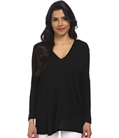 Velvet by Graham & Spencer - Vasena Long Sleeve V-Neck Top