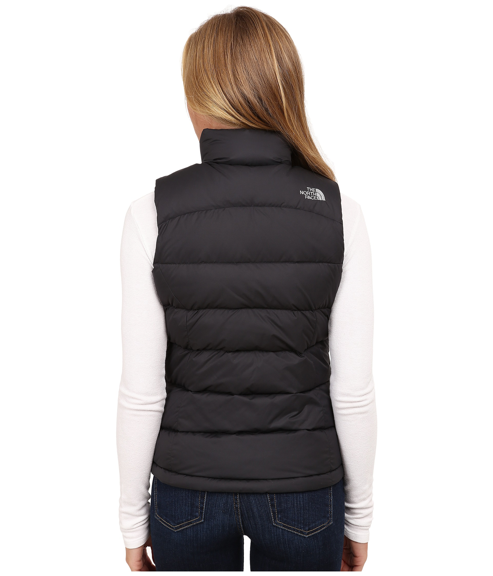 the north face nuptse 2 vest at. Black Bedroom Furniture Sets. Home Design Ideas