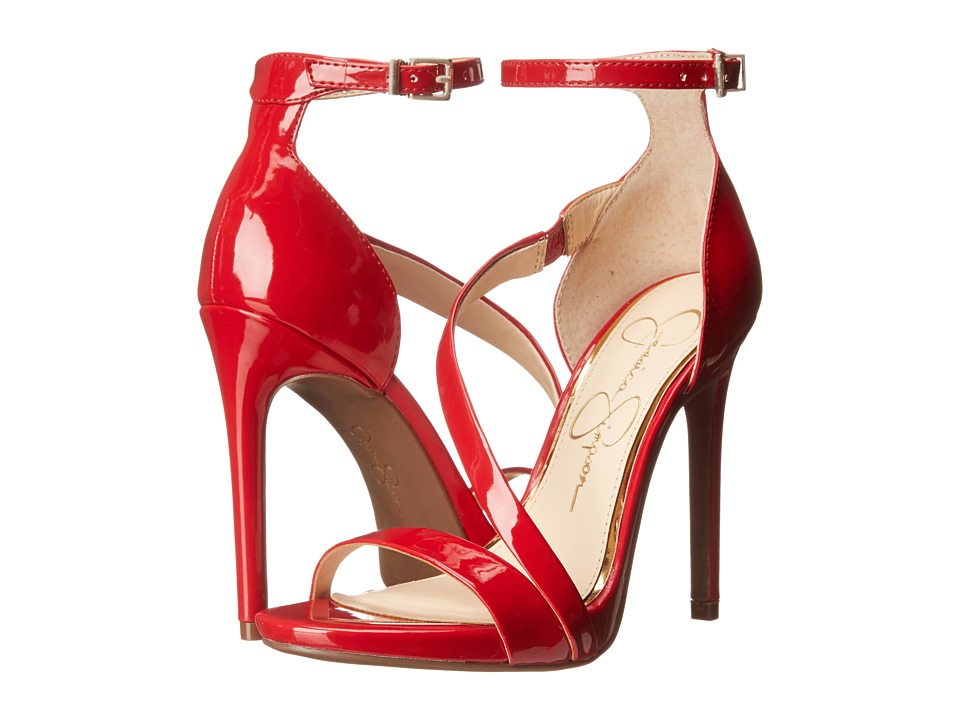Jessica Simpson - Rayli (Lipstick Patent) High Heels