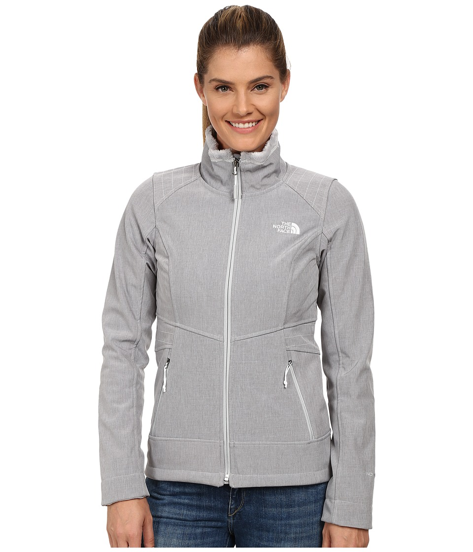 The North Face Apex Chromium Thermal Jacket (High Rise Grey Heather (Prior Season)) Women