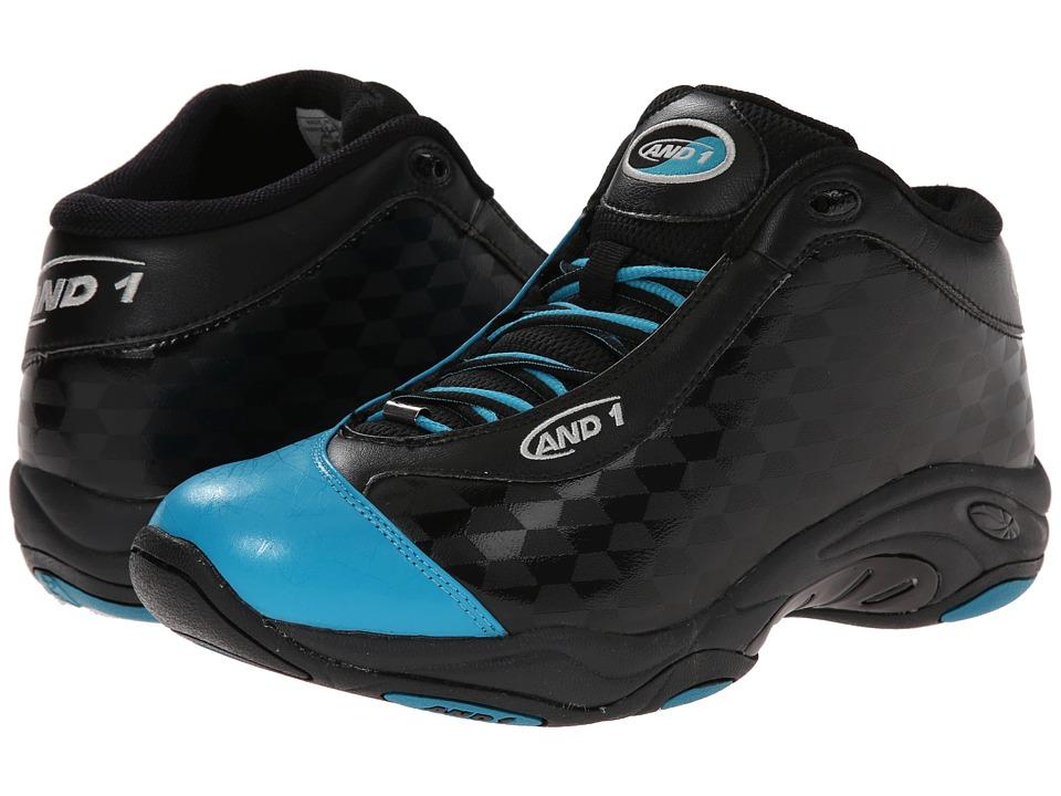 AND1 Tai Chi Allstar Stretch Limo/Capri Breeze Mens Basketball Shoes