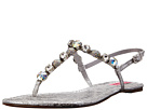 Betsey Johnson Gemmyy (Silver Multi)