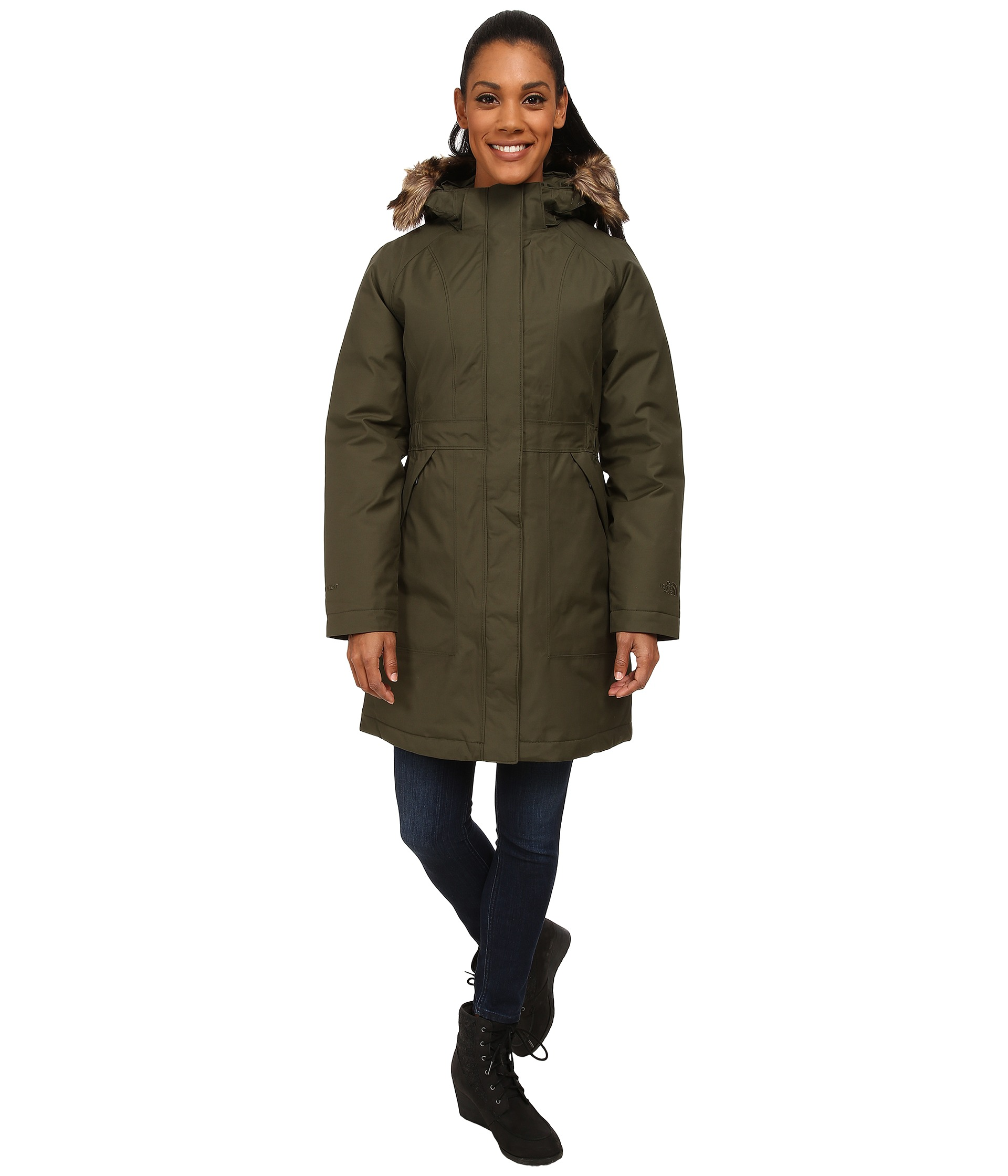 The North Face Women Coats Outerwear~1 North Face Brooklyn Parka
