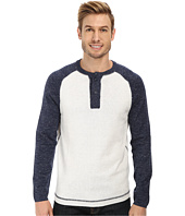 Agave Denim - Surfers Point Long Sleeve Fine Gauge Henly