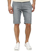 Agave Denim - Griff Birdseye Stripe Flex Shorts