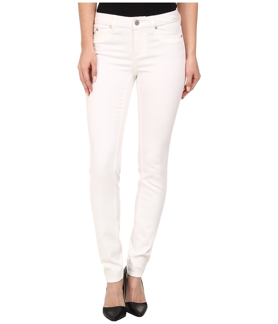 TWO by Vince Camuto - Five-Pocket Skinny Jeans in Ultra White (Ultra White) Womens Jeans