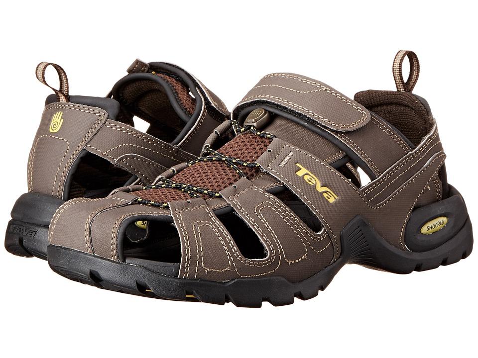 Teva Forebay (Turkish Coffee) Men's Shoes