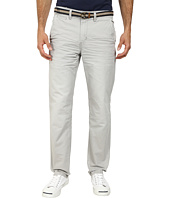 U.S. POLO ASSN. - Slim Fit Canvas Pants with Belt