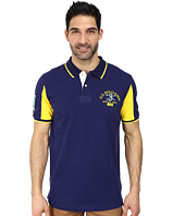 U.S. POLO ASSN. - Color Block Pique Polo